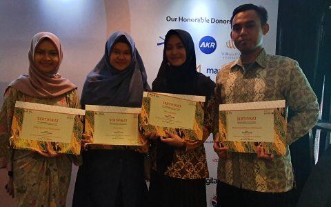 FPEB Raih Prestasi Entrepreneur Development Scholarship for Youth (ENVOY) Tahun 2019