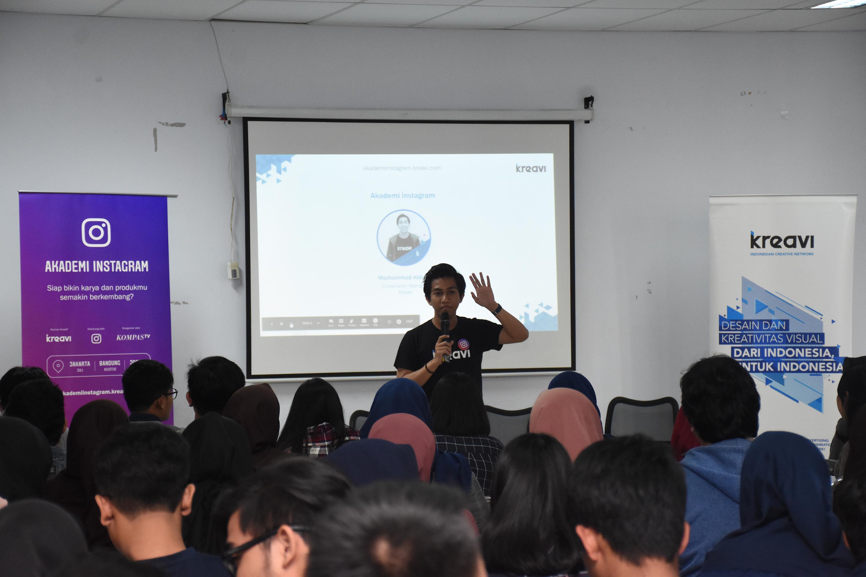 FPEB inisiasi Kerjasama Program Akademi Instagram 2019
