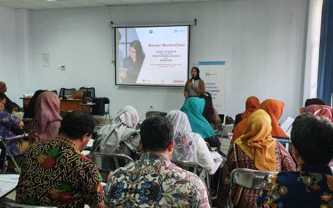 FPEB Selenggarakan Oneline Mentoring Business Micro Mentor Indonesia 2019