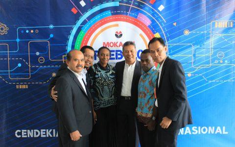 FPEB dan mahasiswa asal Papua Ikuti MOKAU 2019