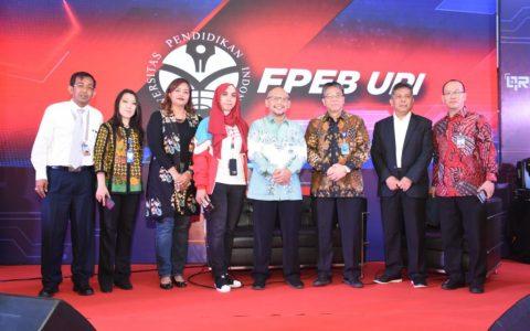 FPEB UPI SELENGGARAKAN EDUKASI QRIS BANK INDONESIA